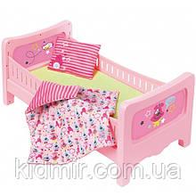 Ліжечко Бебі Борн Солодкі сни Baby Born Zapf Creation 824399