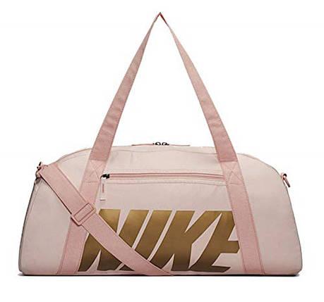 Сумка спортивная женская Nike Gym Club Training Duffel Bag BA5490-682 Розовая (193151310033), фото 2