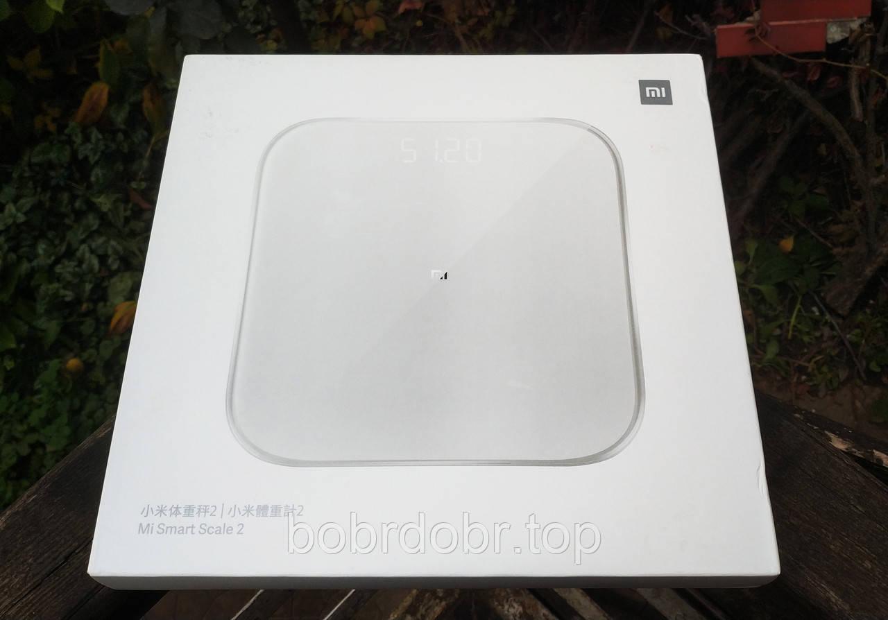Напольные весы Xiaomi Mi Smart Scale 2 XMTZC04HM