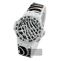 "Hublot №10 ""Big Bang Zebra chronographer"" AAA copy"