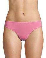 Розовые хлопковые стринги Calvin Klein (Размеры - S,М)