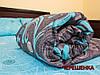"""Двуспальный набор постельного белья 180*220 из Бязи """"Gold"""" №159844AB Черешенка™ - Фото"""