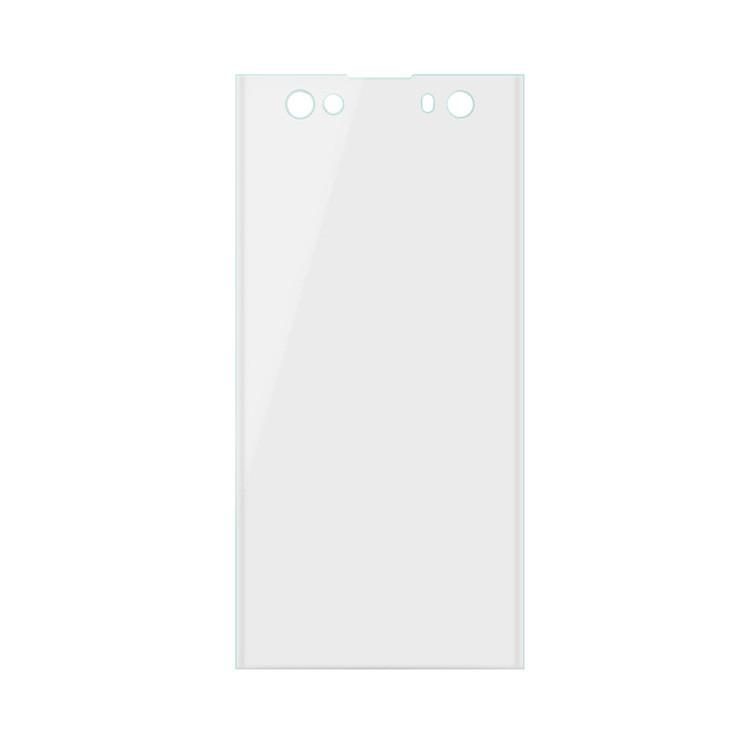 Защитное стекло 3D для Sony Xperia XA2 Ultra (H4213) Прозрачное