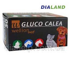 Тест-полоски Wellion GLUCO CALEA №50