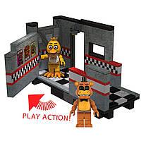 "Новинка! Конструктор 5 ночей с Фредди McFarlane Toys Five Nights At Freddy's ""Восточный зал"" East Hall"