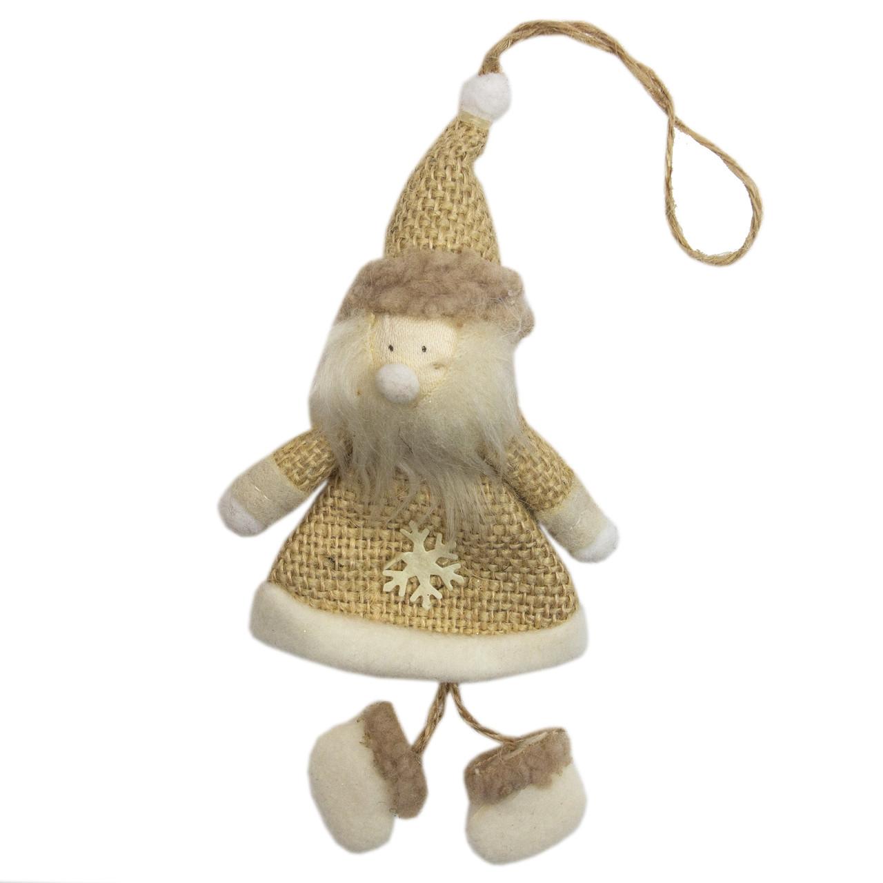 Елочная игрушка - Дед Мороз, 16 см (220280-1)