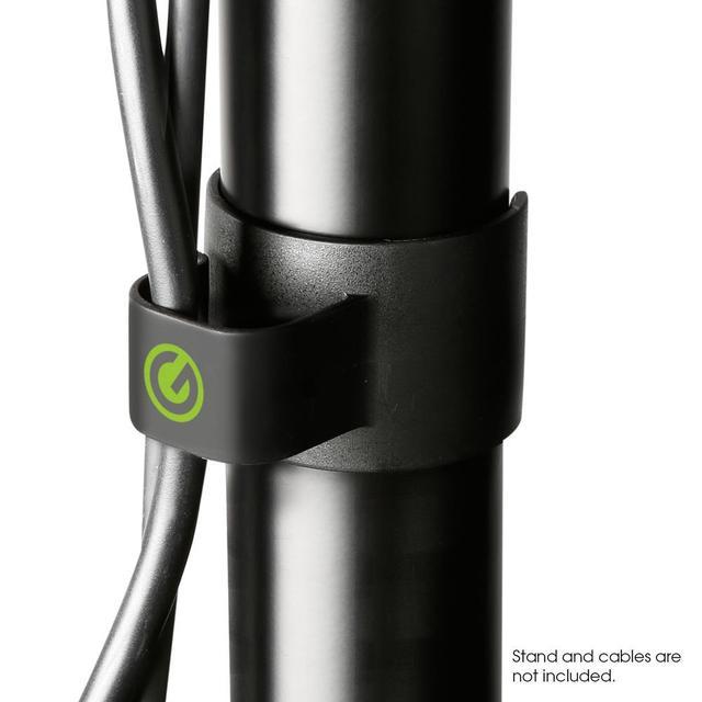 Держатель кабеля для спикерной стойки Gravity SACC35B