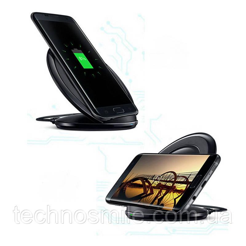 Бездротове пристрій швидкого заряджання Wireless Charger S7