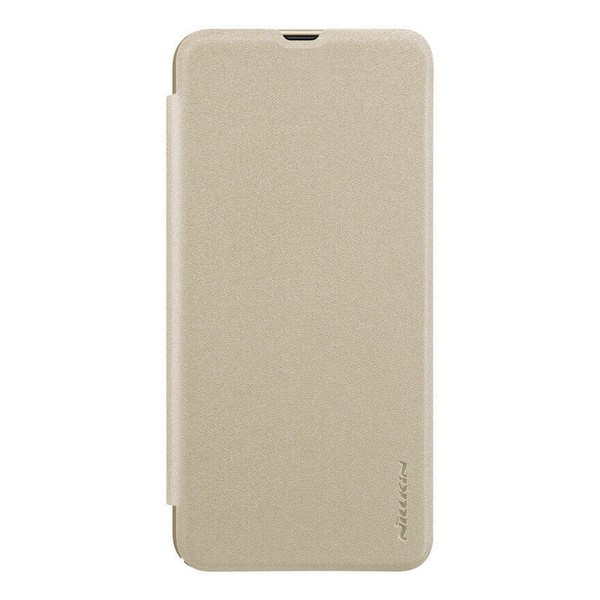Чохол-книжка Samsung Galaxy A305 A30/Galaxy A205 A20 Nillkin Sparkle Gold Series