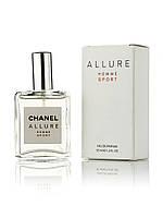 Мини парфюм Chanel Allure Homme Sport (Шанель Аллюр Хом Спорт) 35 мл