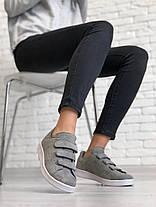 """Кроссовки Adidas Stan Smith """"Серые"""", фото 2"""