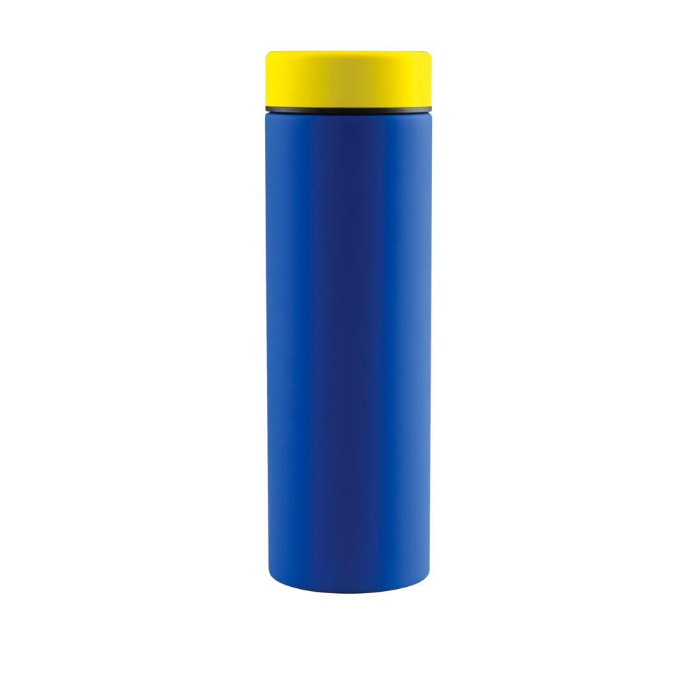 Термос Asobu Le Baton Blue Yellow 500 мл