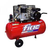 Компрессор поршневой FIAC AB 100-360(220V)  (ресивер 100 л, пр-сть 350 л/мин)