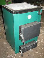 Твердотопливный котел для дома с варочной поверхностью Максим 12-КД от производителя