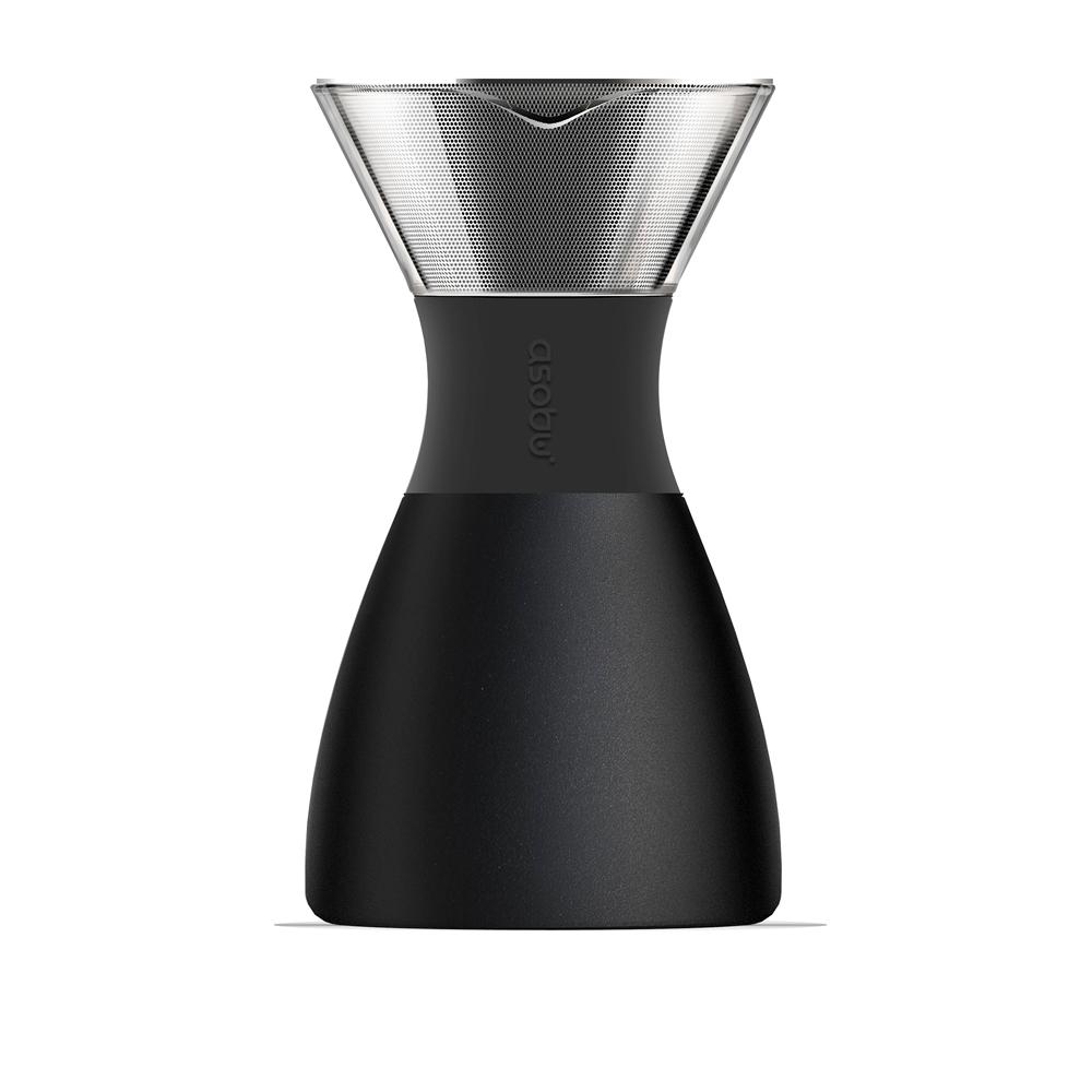 Кофеварка Asobu Pour Over Black 1.18 л