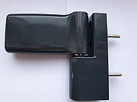 Петля дверная JOCKER для ПВХ антрацит