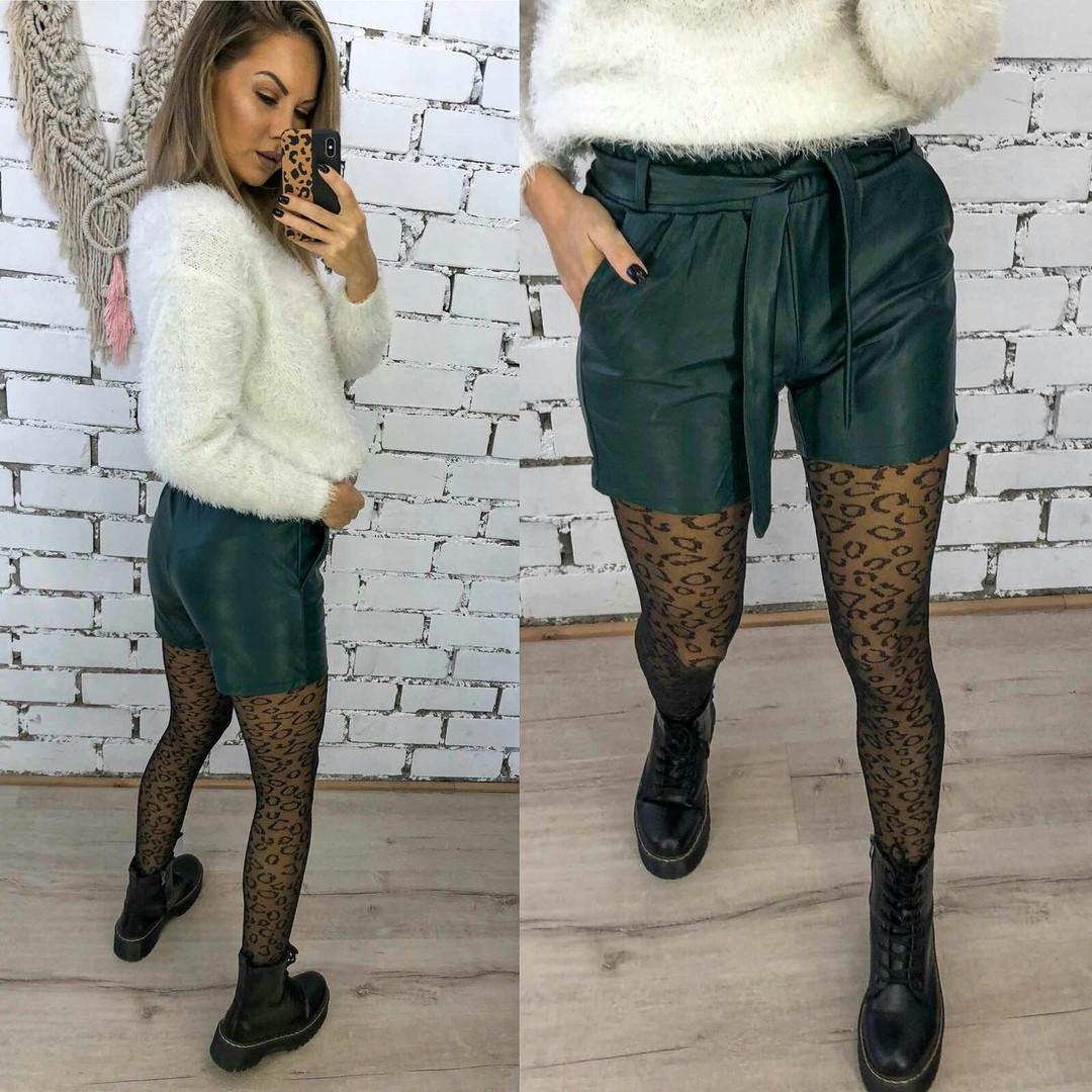 Женские модные шорты  ЛГ303