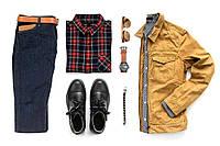 Копирайтинг для категорий и товаров мужской одежды, купить статью для сайта, написать статью на заказ