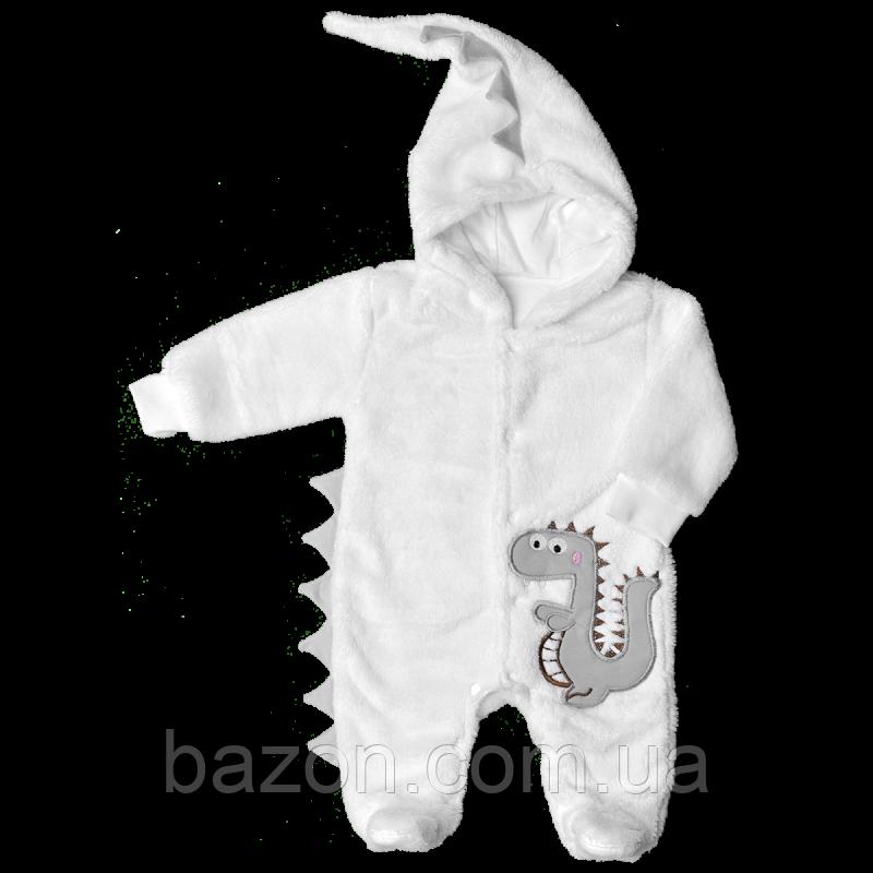 Детский комбинезон Dexters Дракоша (размеры 62 см, 68 см, 74 см)
