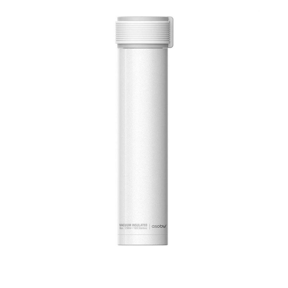 Термос Asobu Skinny Mini White 230 мл
