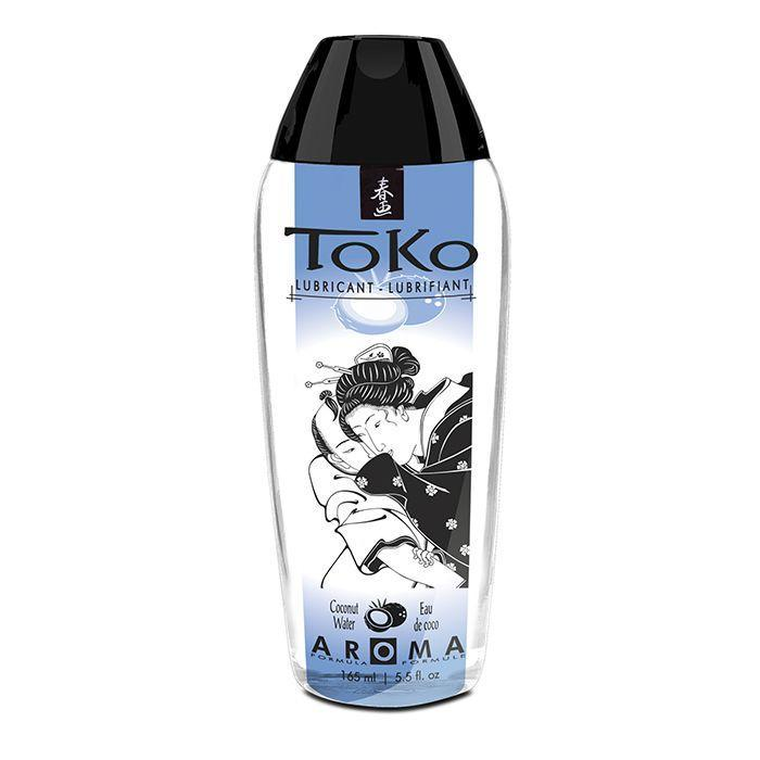 Лубрикант на водной основе Shunga Toko AROMA - Coconut Water (165 мл)