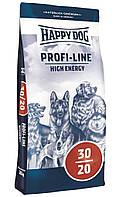 Happy Dog Premium - Profi-Line High Energy 30/20 сухой корм для собак 20 кг. (ОТПРАВКА ПО СРЕДАМ)