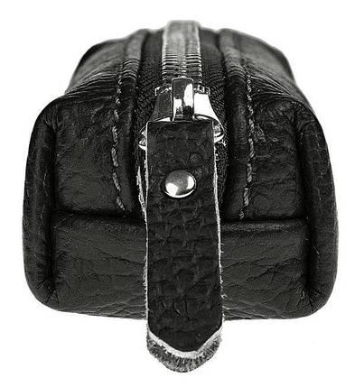 Ключница из черной кожи флотар Grande Pelle (40271012), фото 2