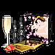 Гель для массажа Shunga ORIENTAL BODY-TO-BODY - Sparkling Strawberry Wine (2 x 225 мл), фото 3