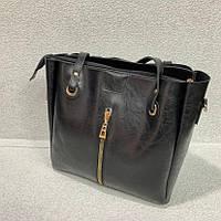 Женская кожаная сумка,  жіноча сумка, фото 1
