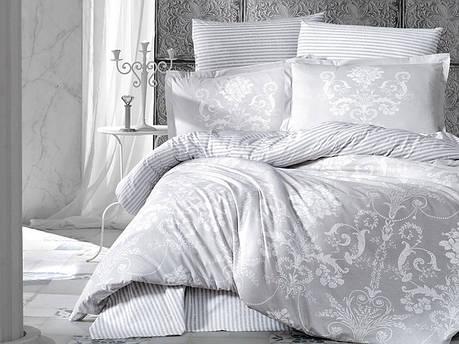 Комплект постельного белья Clasy Ранфорс 200х220 Alone-v1, фото 2