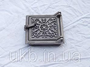 Дверца прочистная СОЛНЦЕ 155*150 мм, фото 2