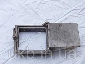 Дверца прочистная СОЛНЦЕ 155*150 мм, фото 3
