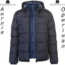 Размер М (48й) --- Куртка Lee Cooper осенне-зимняя мужская темносиняя - Акция
