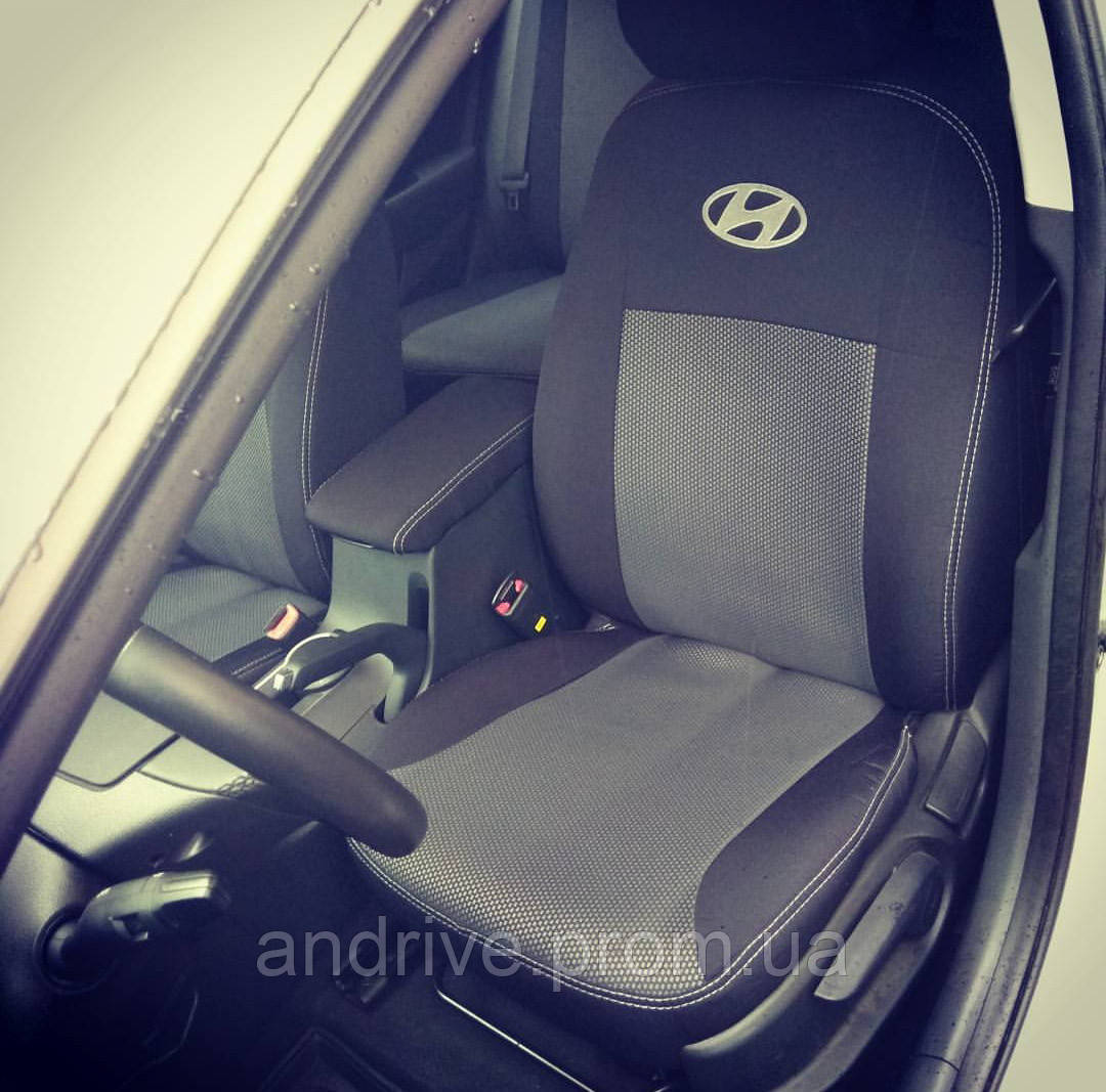 Авточехлы Hyundai I 30 2007-2012 г