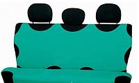 Майка сидения задняя зеленая MILEX