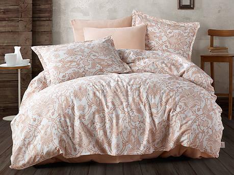 Комплект постельного белья Clasy Ранфорс 200х220 Havana, фото 2