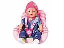 Автокресло для куклы пупса Zapf Creation 824313, фото 4