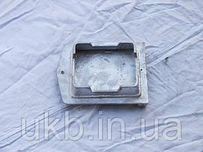 Дверца прочистная (алюминий) ЦВЕТОК 170*150 мм, фото 2