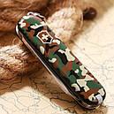 Нож складной, мультитул Victorinox Classic SD (58мм, 7 функций), камуфляжный 0.6223.94, фото 8
