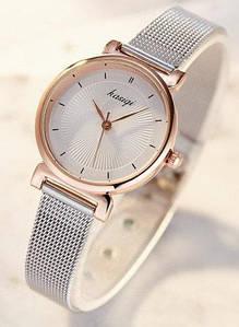 Женские часы Kasigi серебристые (1063725167)