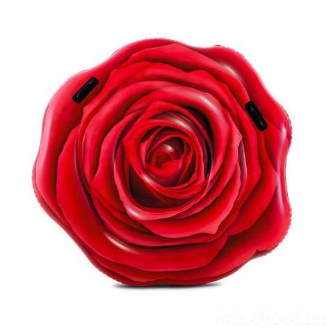"Intex Матрас 58783 EU  ""Роза"" (6) размер 137х132см, от 6-ти лет, фото 2"