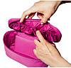 Дорожная сумка-органайзер для белья ORGANIZE (розовый), фото 4