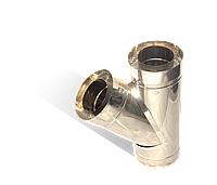 Версия-Люкс (Кривой-Рог) Тройник угол 45 н/н, толщиной 0,5 мм, диаметр 230мм