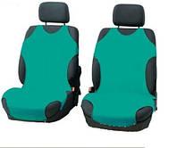 Майка сидения передняя зеленая (2шт) Kegel