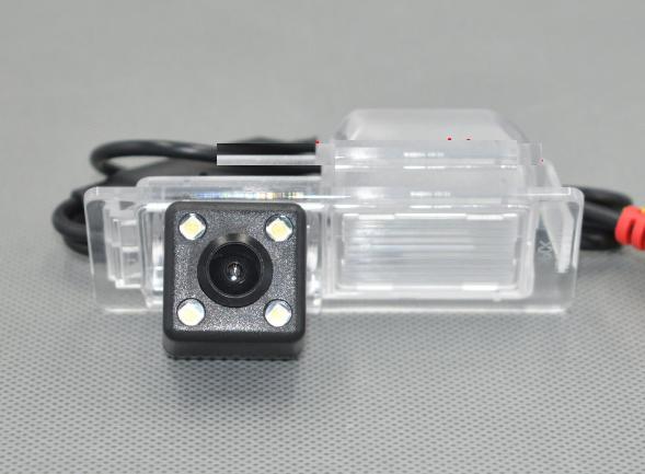Камера заднего вида для Chevrolet Aveo 2012-2016/Cruze Hatchback 2012-2015/ Opel Insignia  (SONY CCD2)