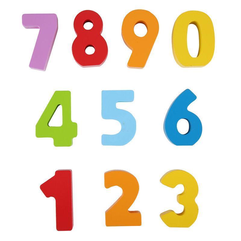 Ігровий набір Hape Цифри і кольори (E0900)