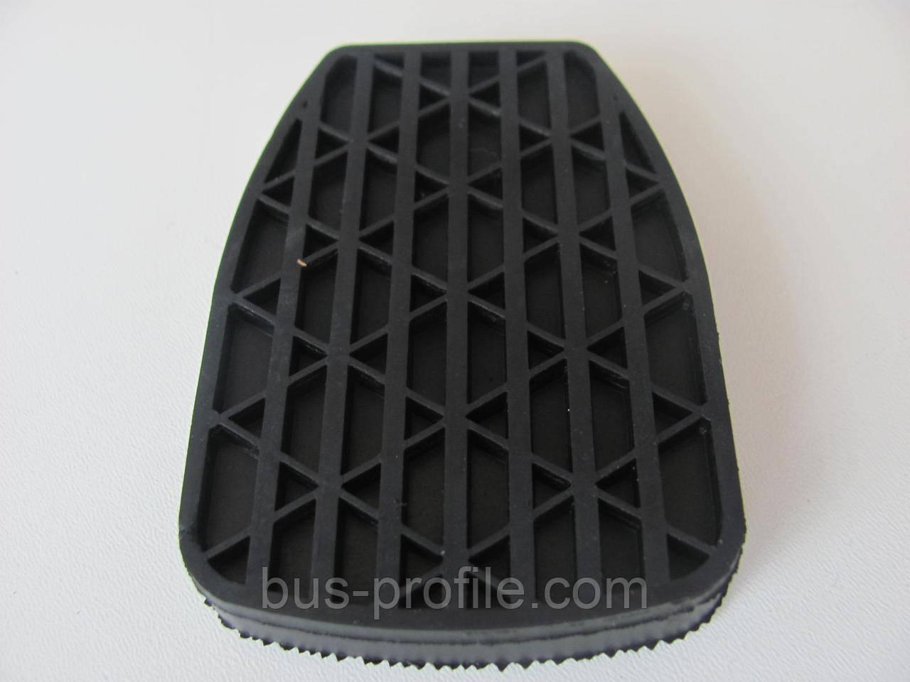 Накладка педалей тормоза / сцепления MB Sprinter 96-06/Vito 96-03 — SOLGY — 303007