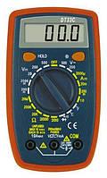 Цифровой мультиметр тестер DT-33C