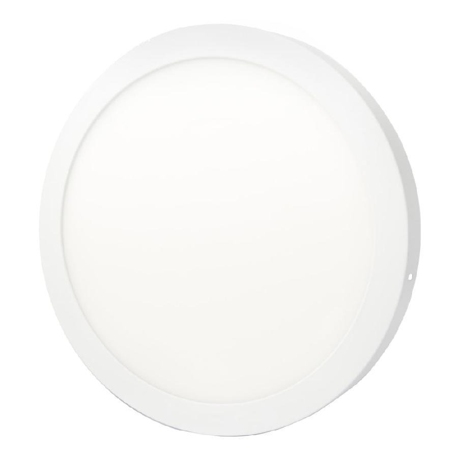 Светильник точечный накладной ЕВРОСВЕТ 24Вт круг LED-SR-300-24 6400К