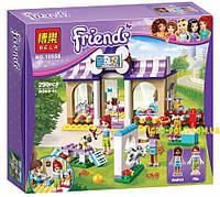 Конструктор Bela Friends 10558 Детский сад для щенков 290 дет